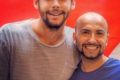 Mirco e Alvaro Soler