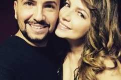 Mirco e Cristina D'Avena