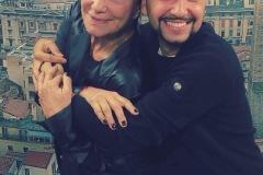 Mirco e Angela Branduardi (Ricchi e Poveri)