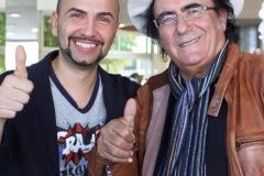 Mirco e Albano Carrisi
