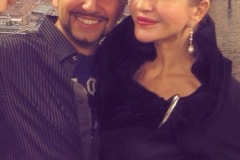 Mirco e Eva Robins