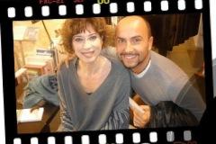 Mirco e Veronica Pivetti